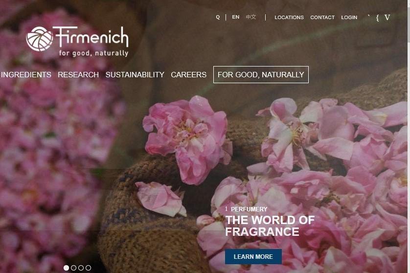 瑞士香精香料巨头 Firmenich 收购法国植物化学品公司 DRT,进军可再生原料领域