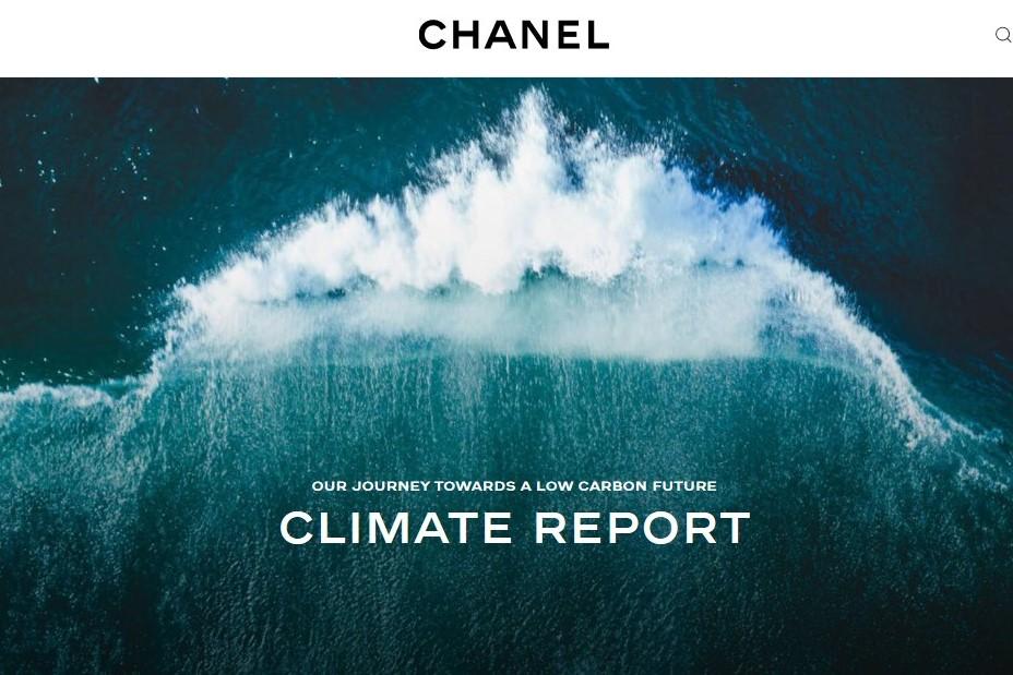 法国奢侈品牌 Chanel 发布正式文件,作出四大环保承诺