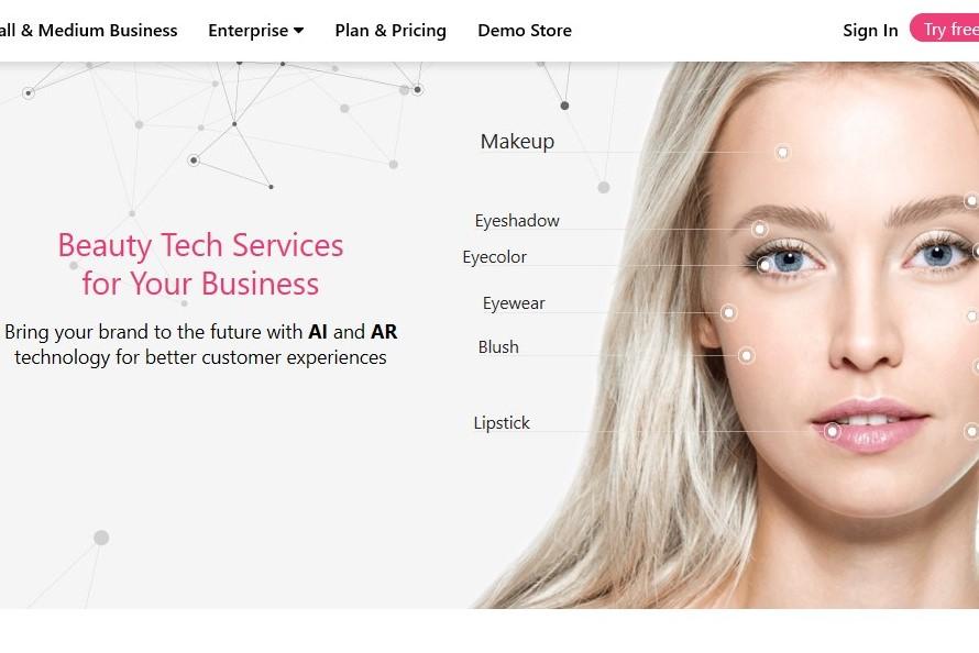 助力美容品牌应对疫情,台湾玩美移动推出增强现实技术(AR)免费培训
