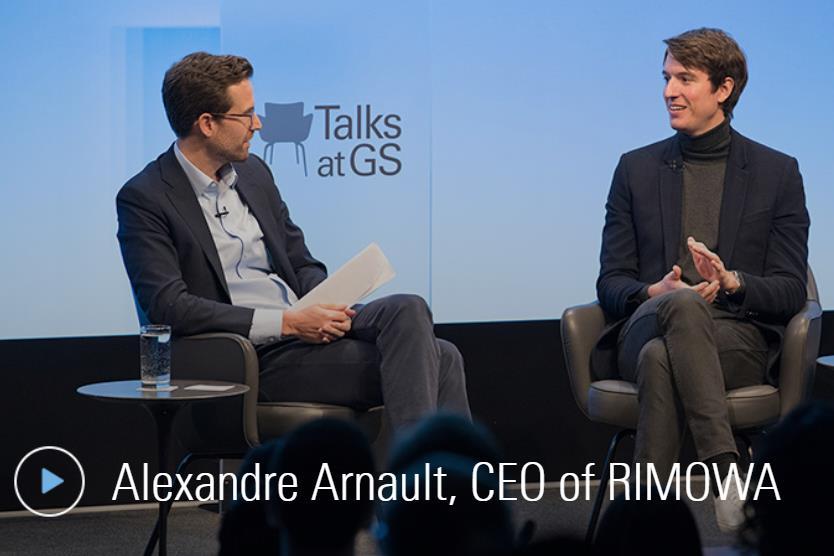 """RIMOWA 27岁的CEO谈""""奢侈品"""":重要的不是""""价格"""""""