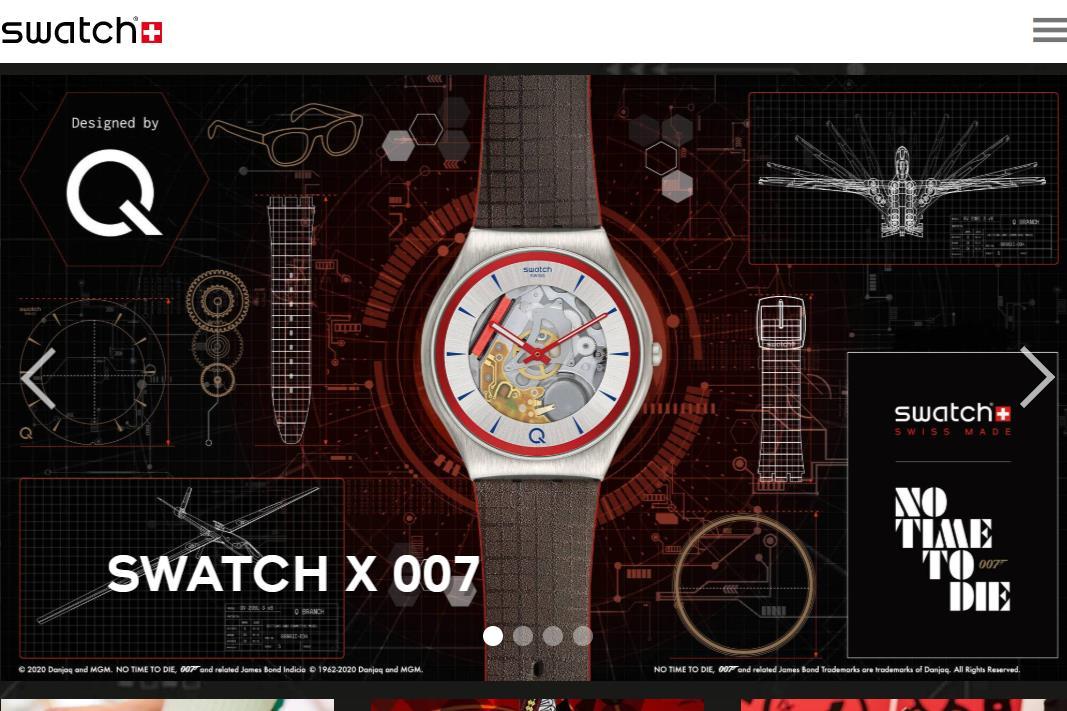 """瑞士手表巨头Swatch集团:今年线上销售有望突破100万只,新冠疫情损失""""重大""""但长期信心不变"""