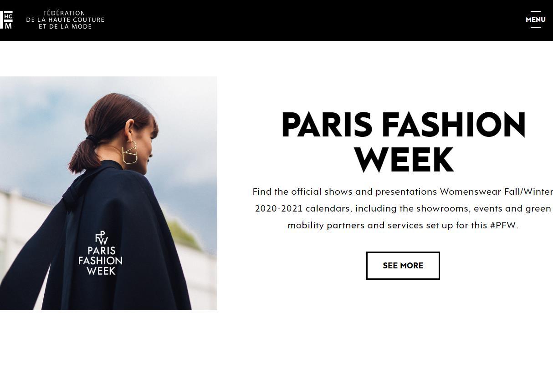 巴黎时装周观众减少三分之一,疫情倒逼时尚产业链数字化进程