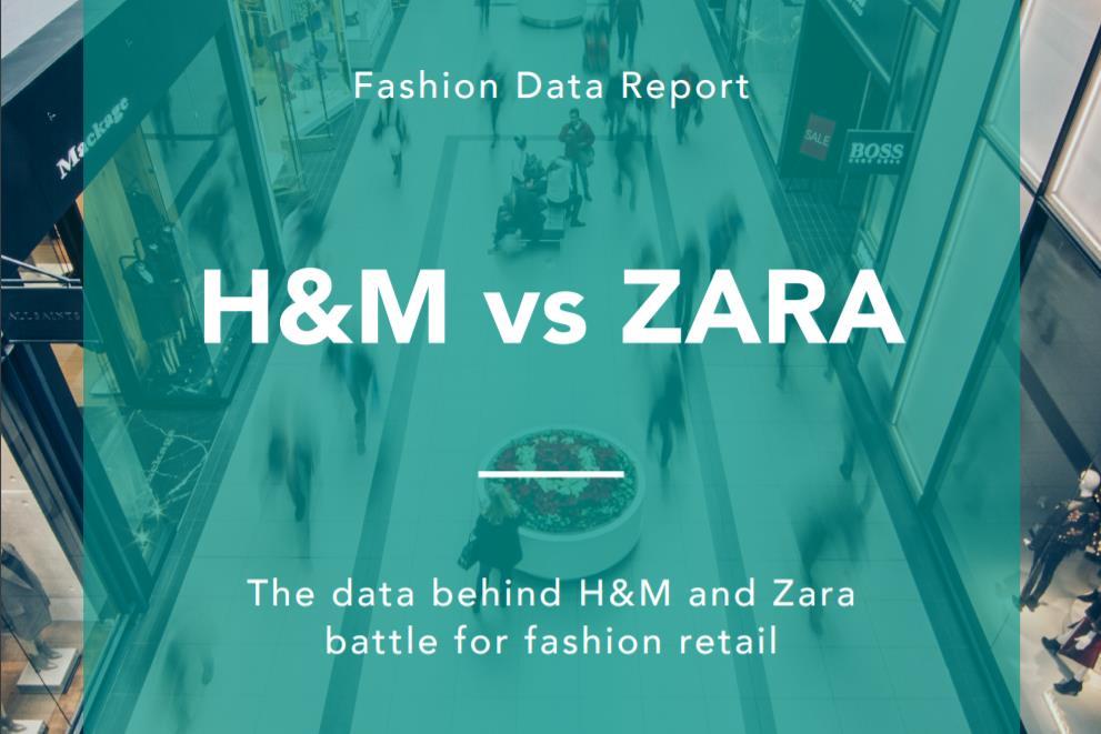 快时尚巨头背后的数据:H&M vs ZARA