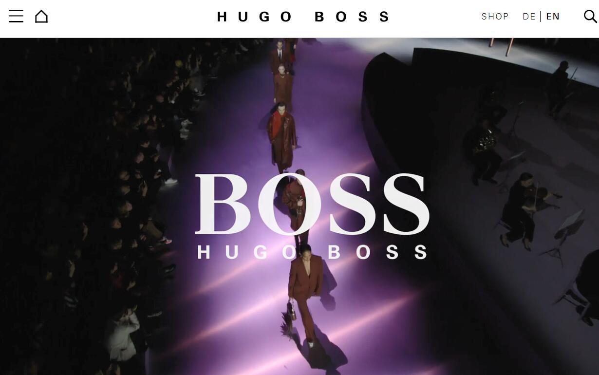 Hugo Boss 发布2019年财报,预计疫情将重创2020年第一季度业绩