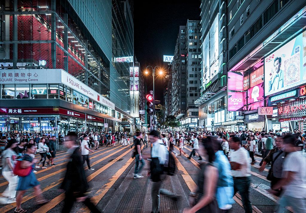 香港1月零售额同比下降21.4%,奢侈品销售下降41.6%