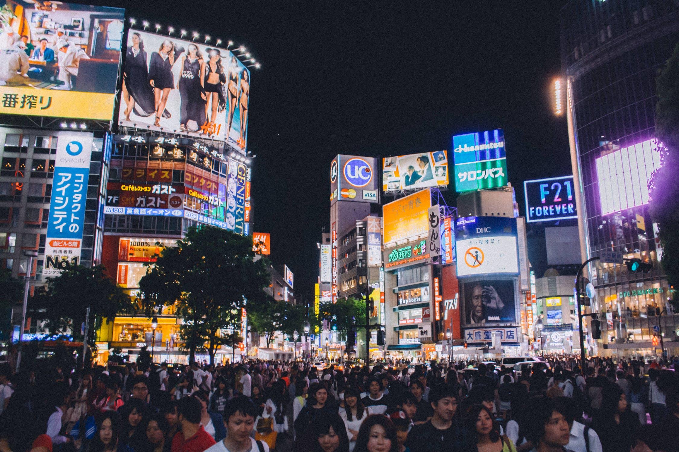 日本2月百货店销售额同比下滑12.2%,中国大陆访日游客数量同比下滑87.9%