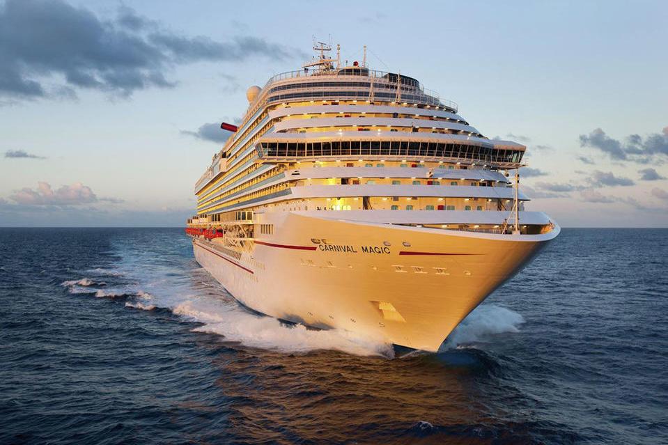 全球最大邮轮公司 Carnival(嘉年华)全线停航,每月消耗10亿美元现金
