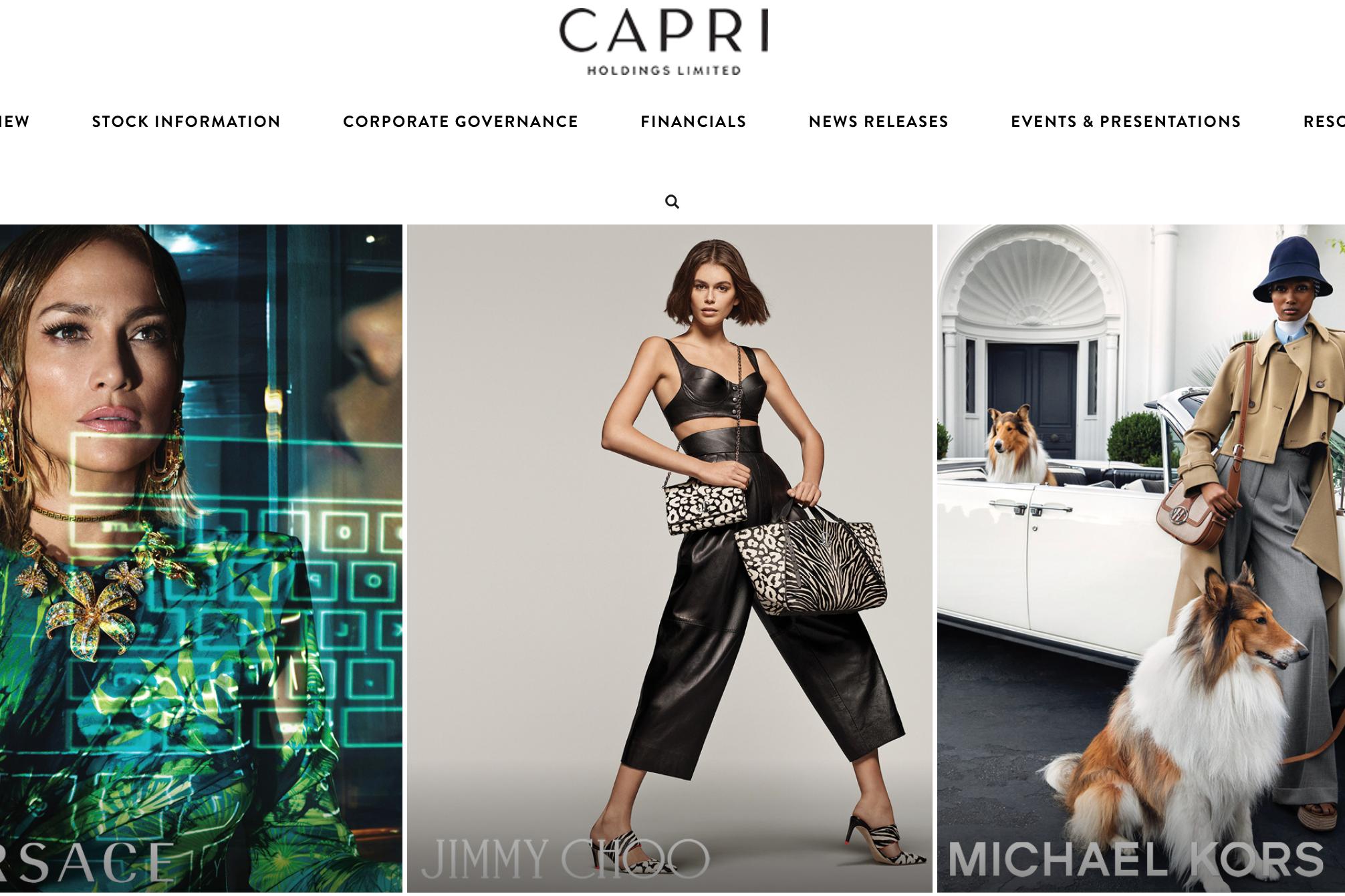 Capri集团、Ralph Lauren 和 A&F 等美国时尚集团纷纷实施减薪和停薪休假