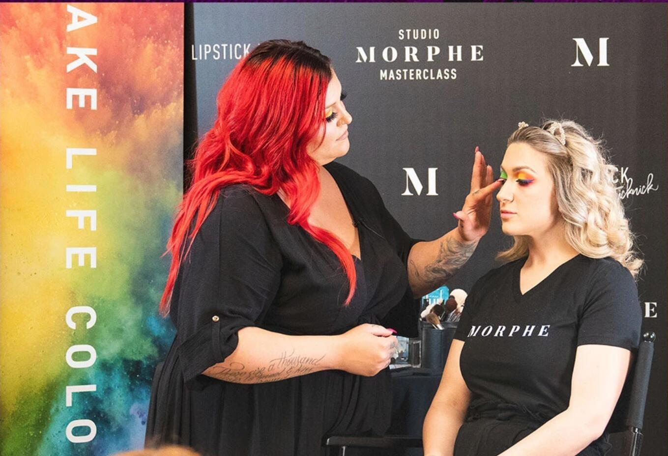 """帮顾客打造优质视频内容!互联网美妆零售商 Morphe 推出""""美妆工作室""""门店概念"""