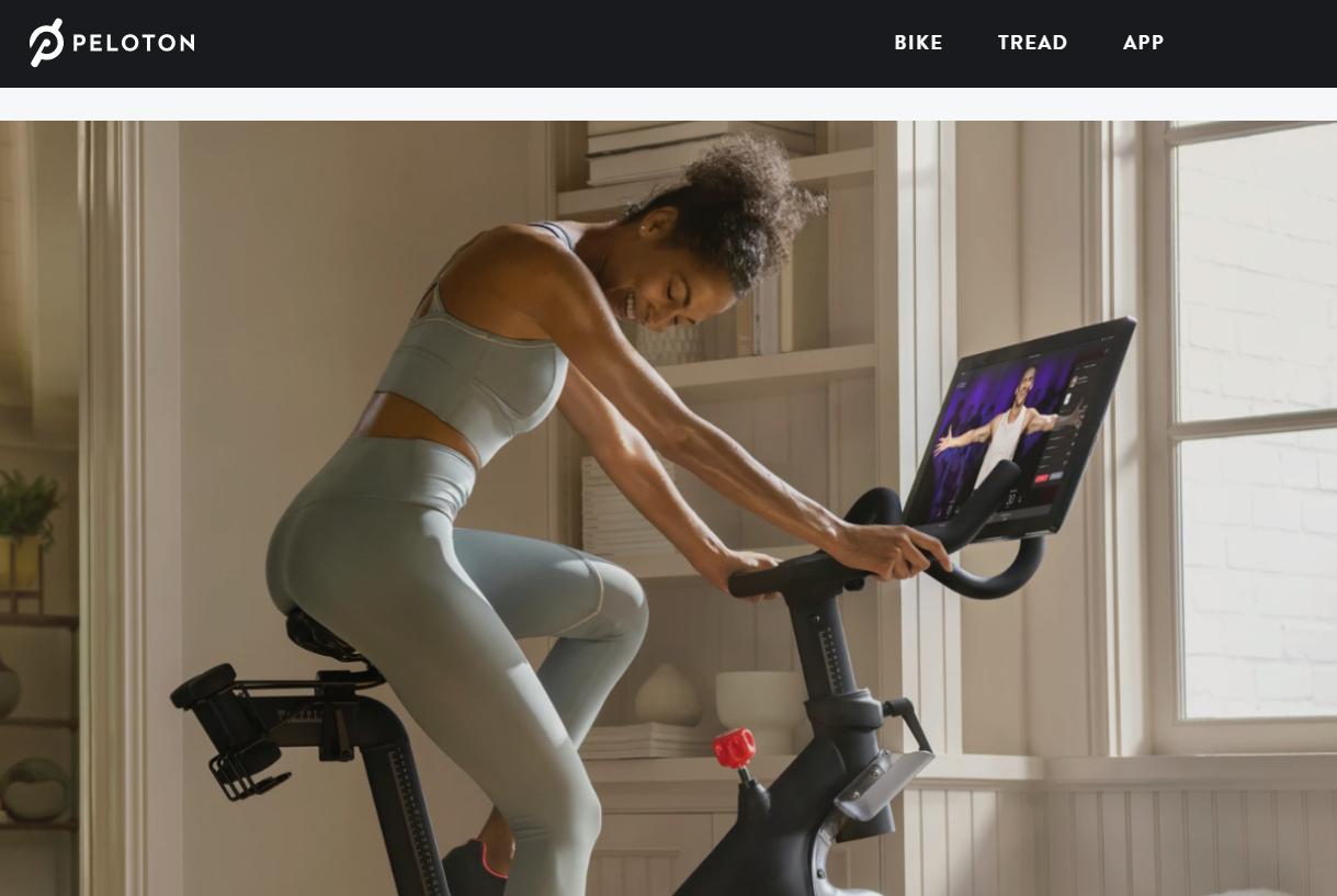 2.3万人同上一堂动感单车课!在家健身热潮推动智能健身公司 Peloton 股价上扬