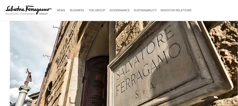 "Ferragamo 公布第一季度业绩,销售同比下降30%,中国已有""迅速复苏""的迹象"