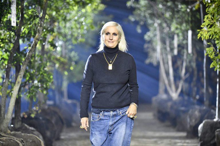 Dior 创意总监谈疫情期间的居家隔离生活:在创造力中寻求庇护