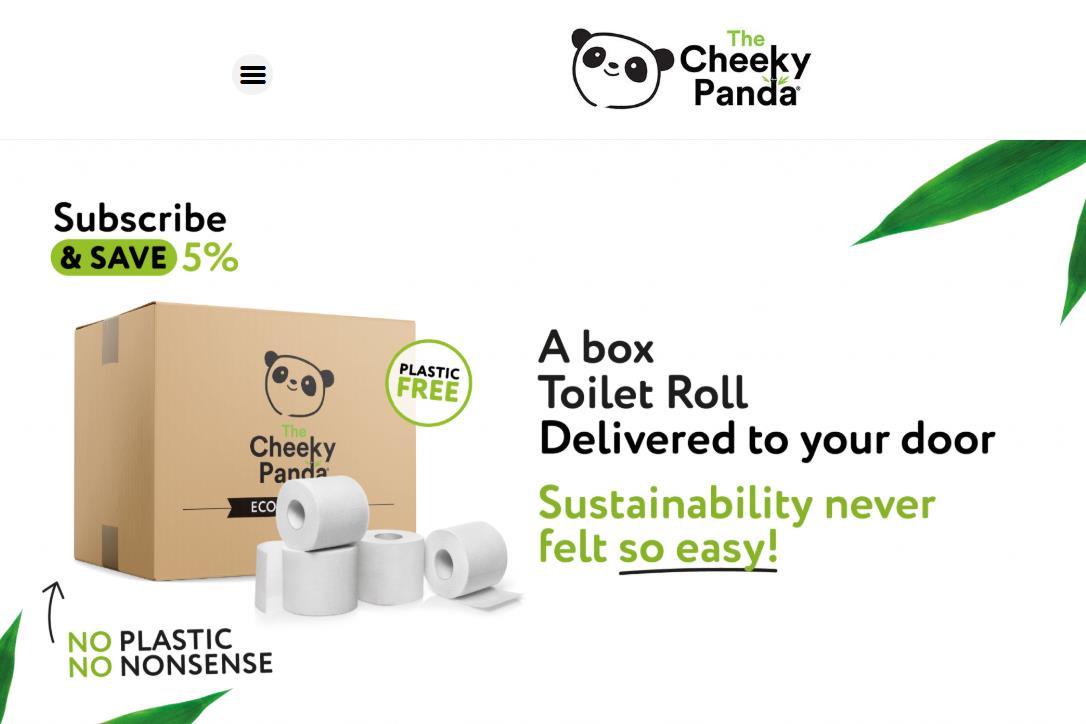 英国竹纤维纸巾公司 The Cheeky Panda 通过众筹平台融资 218.7万英镑