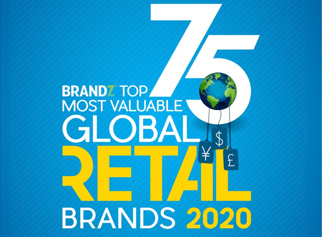 BrandZ全球零售品牌75强榜单(2020):Louis Vuitton 品牌价值超越 Nike,Lululemon 增速最快