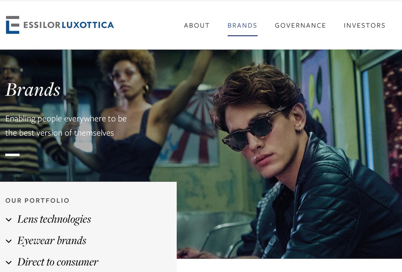 欧洲眼镜巨头 EssilorLuxottica 最新季报:居家工作学习,让抗疲劳和防蓝光眼镜需求上涨,太阳镜需求锐减