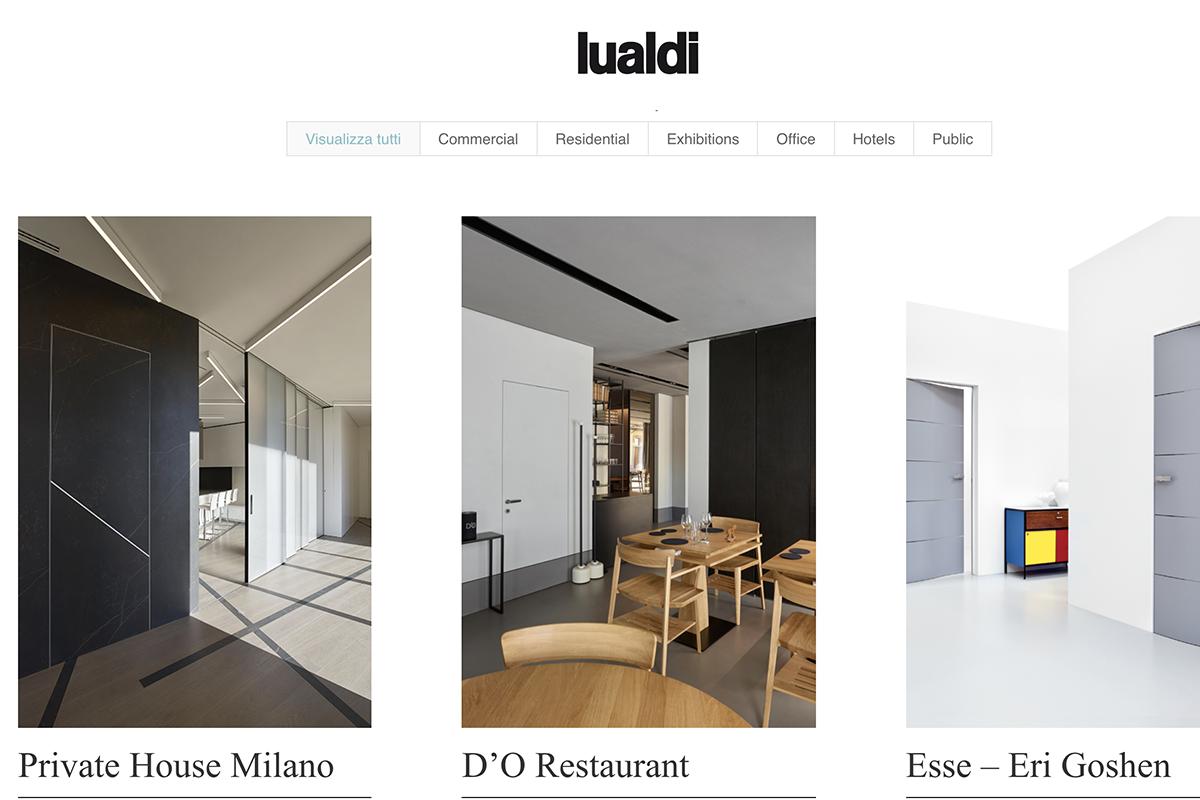 意大利高档门业设计与制造商 Lualdi 2019年录得销售额1800万欧元