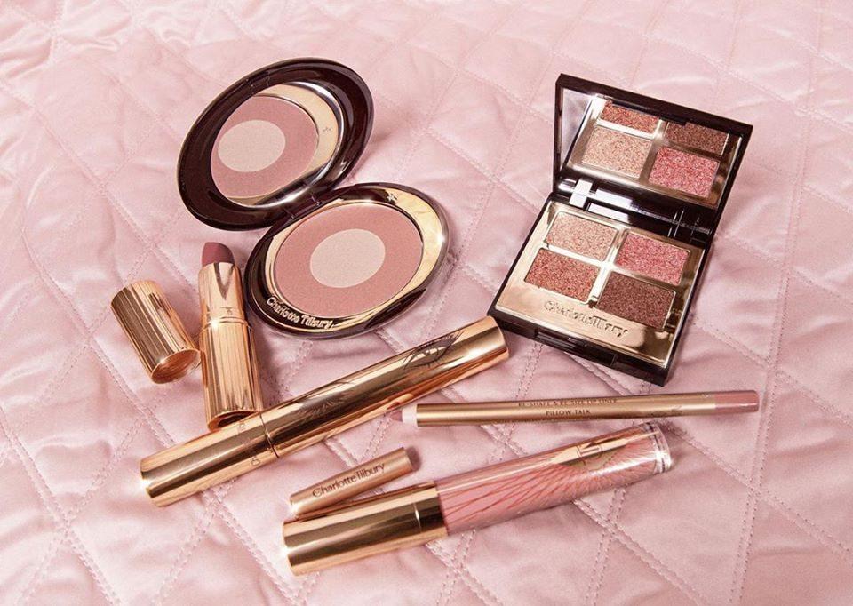 疫情时期最大的美妆交易:西班牙Puig集团控股英国彩妆品牌Charlotte Tilbury,估值超12亿英镑