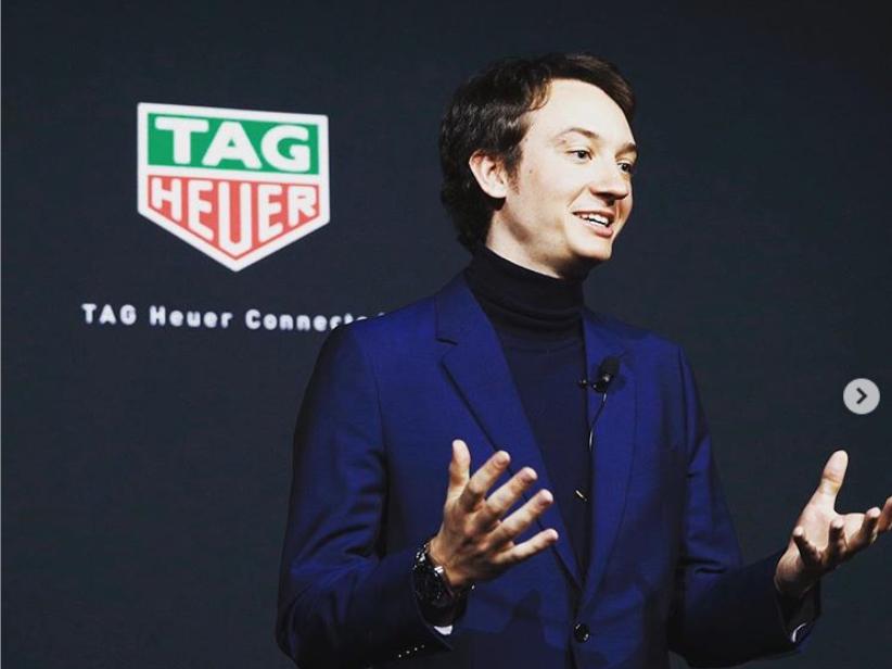 人事动向 LVMH集团25岁小公子执掌Tag Heuer;Hugo Boss 和 Patagonia CEO变动