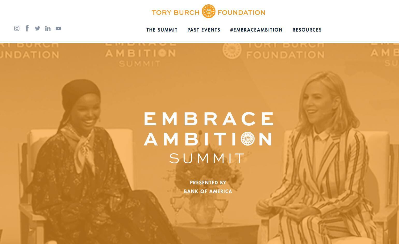 Tory Burch 基金会总裁谈优秀女性创业者的五种特质