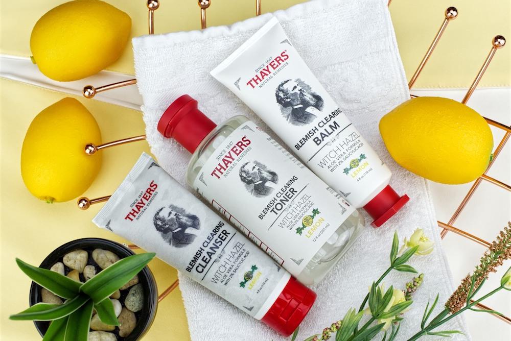 欧莱雅集团收购170年历史的美国天然护肤品牌津尔氏(Thayers)