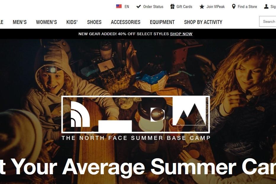 在家学习户外求生术,The North Face 推出线上虚拟夏令营免费课程