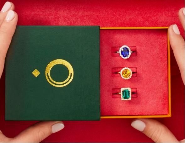 钻石巨头 De Beers 投资互联网珠宝创业品牌 Gemist