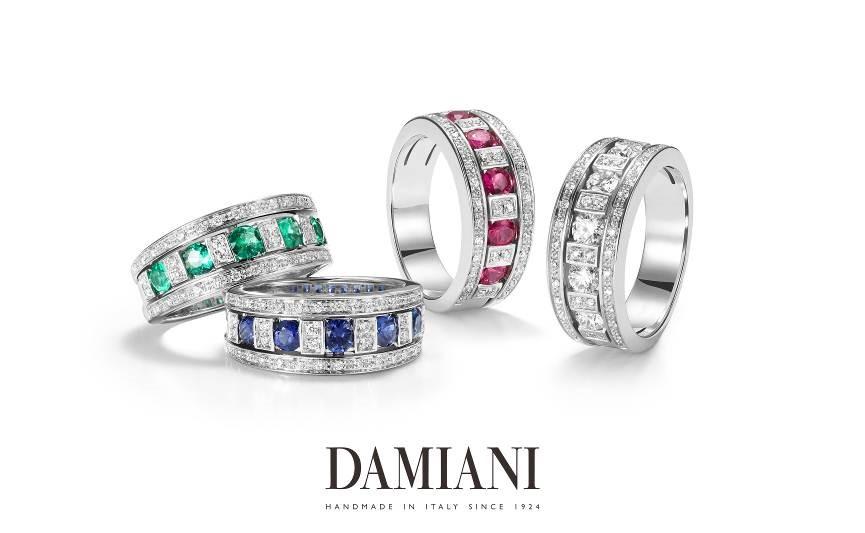 《华丽志》独家首发:豫园股份与意大利百年珠宝集团 Damiani合资开拓中国市场