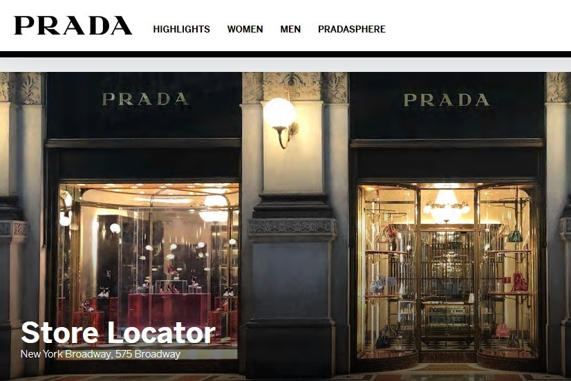 Prada集团上半年销售下滑超预期,但6、7两月中国大陆销售大增60%