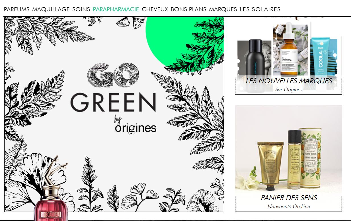 香水生产巨头 Inter Parfums 收购法国美妆网站 Origines-parfums 母公司 25%股份
