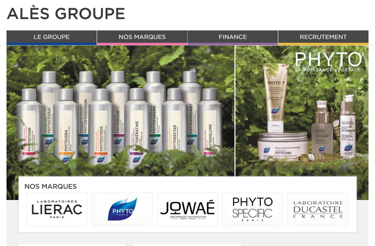Phyto、Lierac 等法国知名美发美容品牌的母公司申请破产管理,或将寻求出售