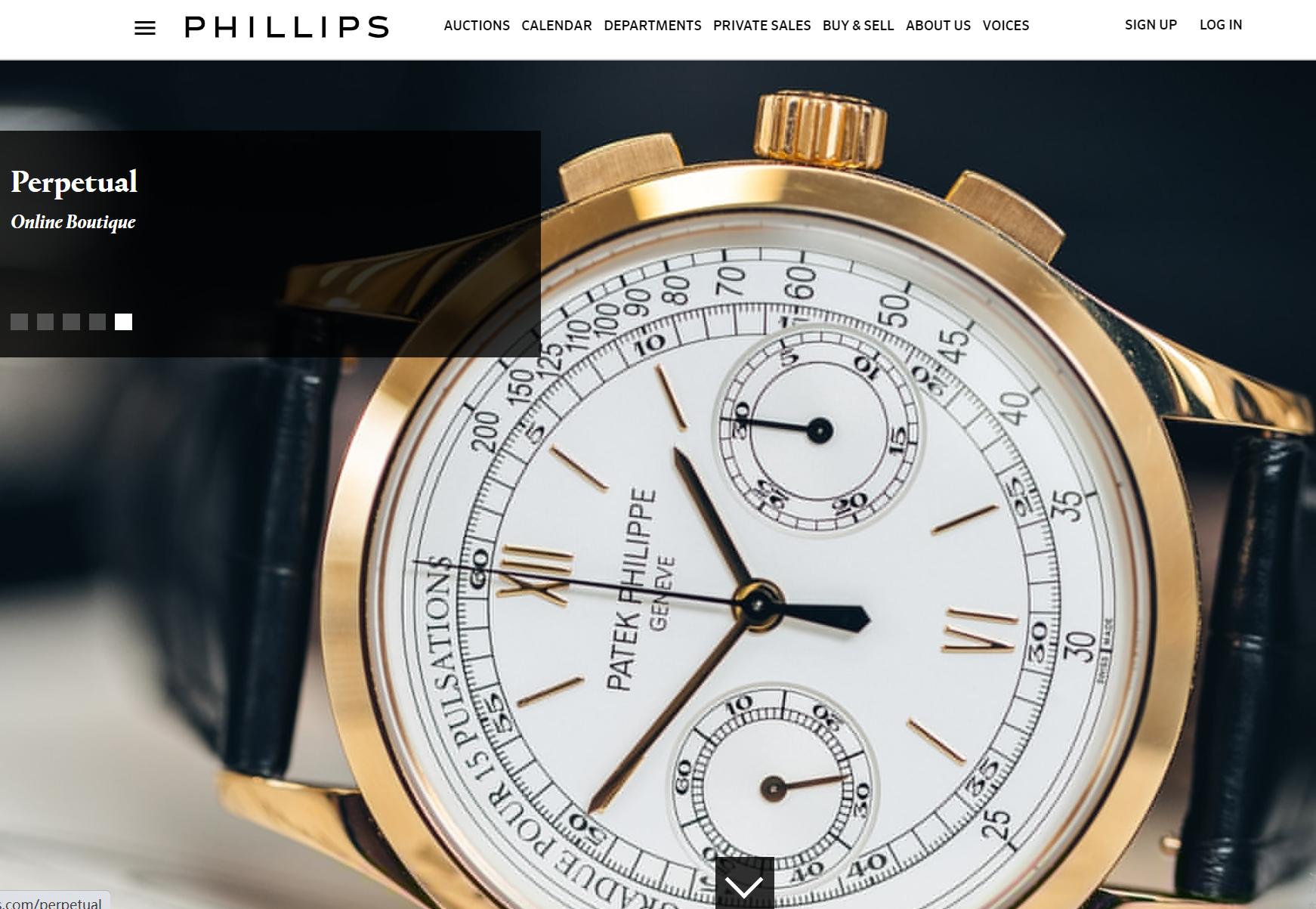 全球三大拍卖行钟表部门负责人:手表线上拍卖持续升温,买家显著年轻化