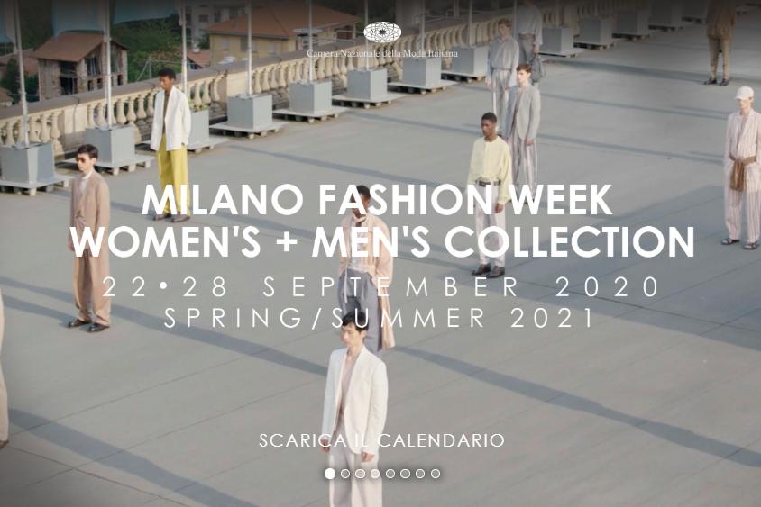 9月米兰时装周将混合线上和线下形式,三位中国设计师远程参与