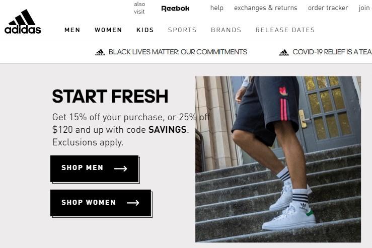 Adidas 二季度销售额同比下降35%,预计三季度将逐步恢复盈利