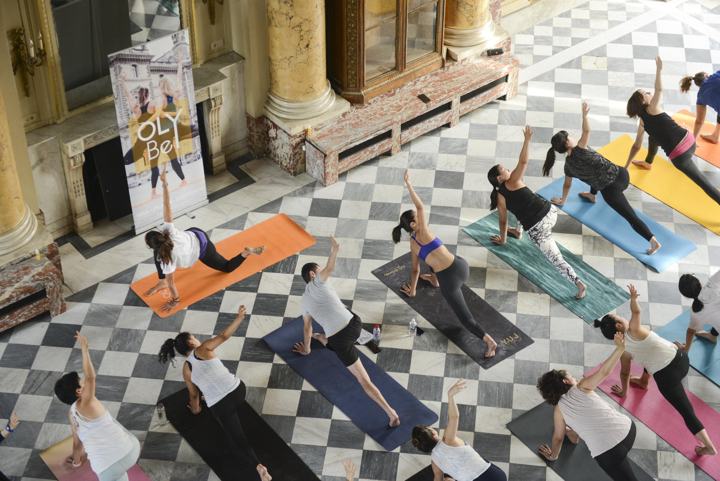 一节瑜伽课不到10欧元!法国瑜伽品牌 OLY Be 获150万欧元投资