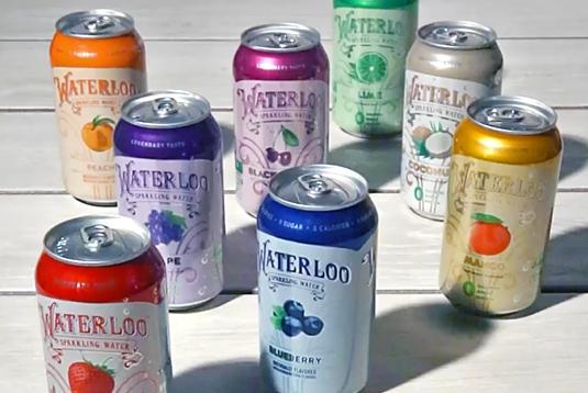 美国气泡水品牌 Waterloo 被私募基金 Flexis Capital 为首的财团收购