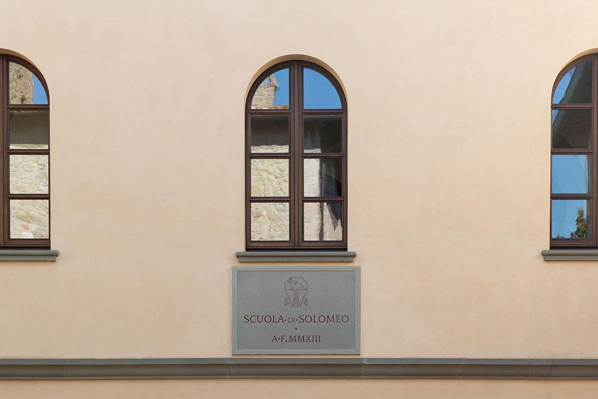 Brunello Cucinelli 扩建意大利索洛梅奥艺术工艺学校