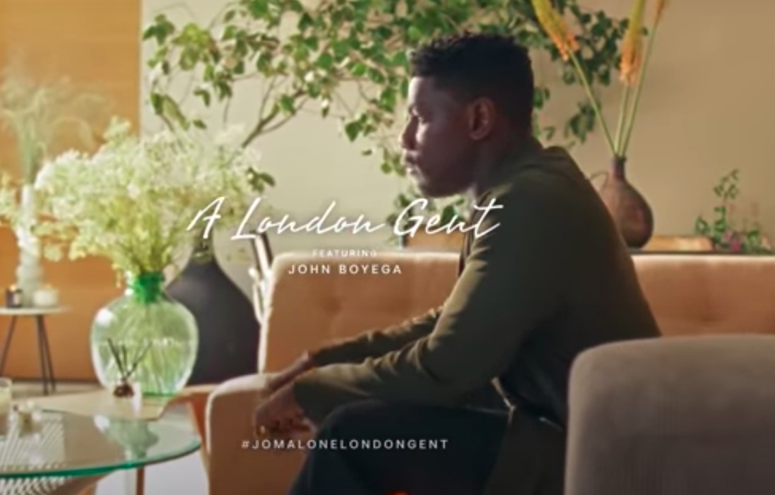 Jo Malone 为在中国广告片中替换掉非洲裔演员 John Boyega 致歉