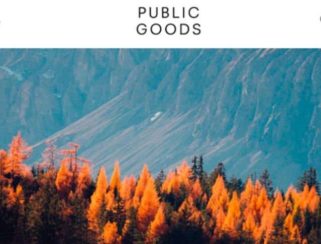 """互联网平价杂货品牌 Public Goods 要如何解决""""决策疲劳""""这一消费痛点?"""