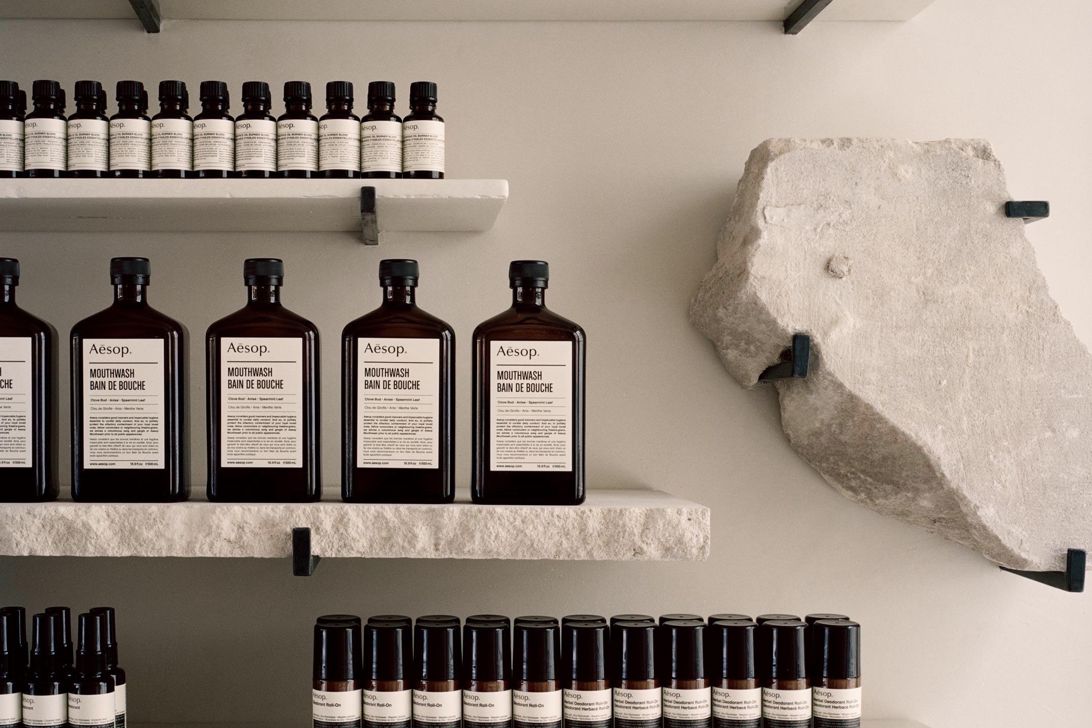 澳大利亚有机护肤品牌Aesop 推行重复灌装项目,致力于实现循环经济