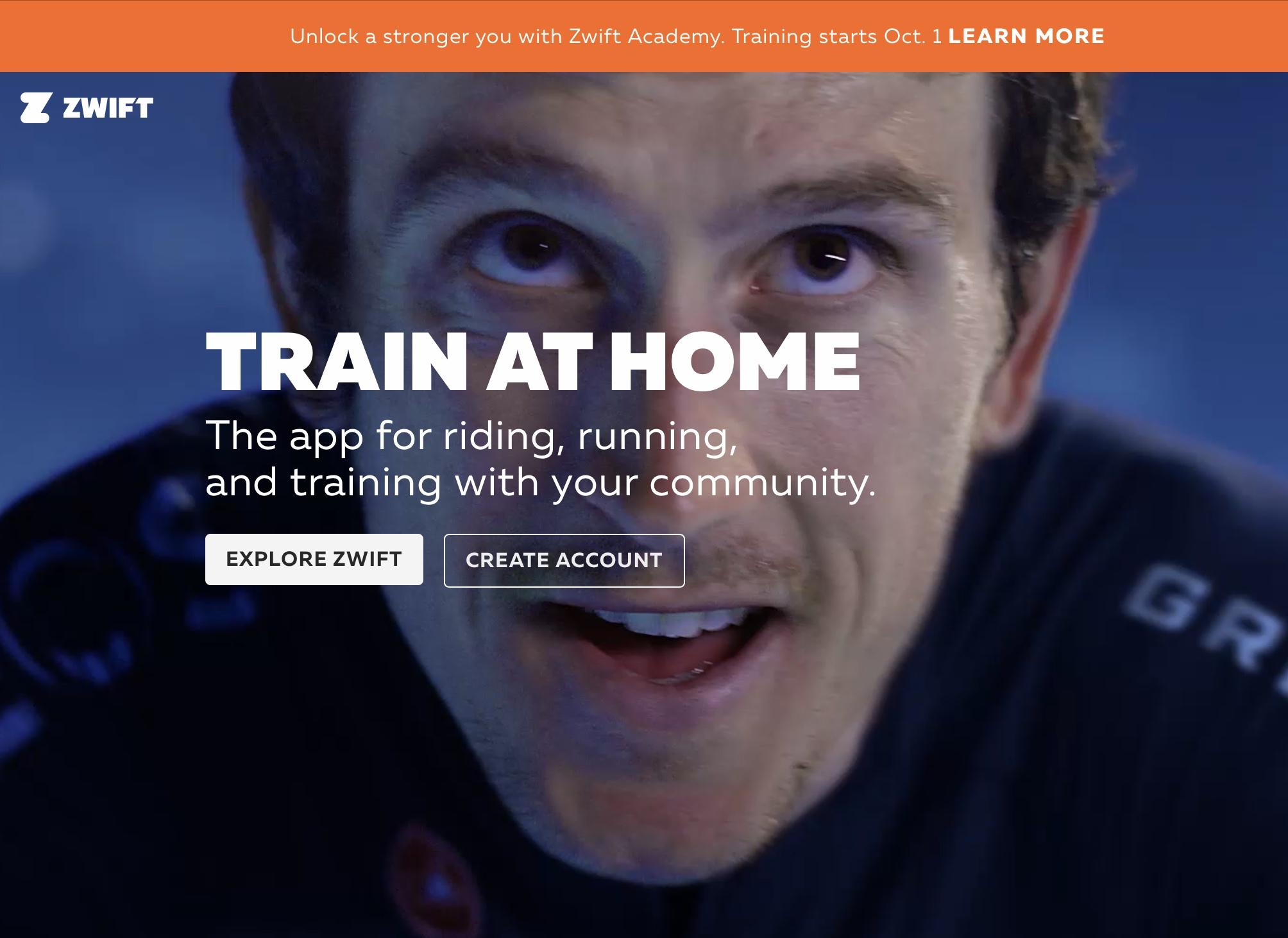 运动、神游两不误!室内智能健身平台 Zwift 完成4.5亿美元C轮融资,私募巨头 KKR领投