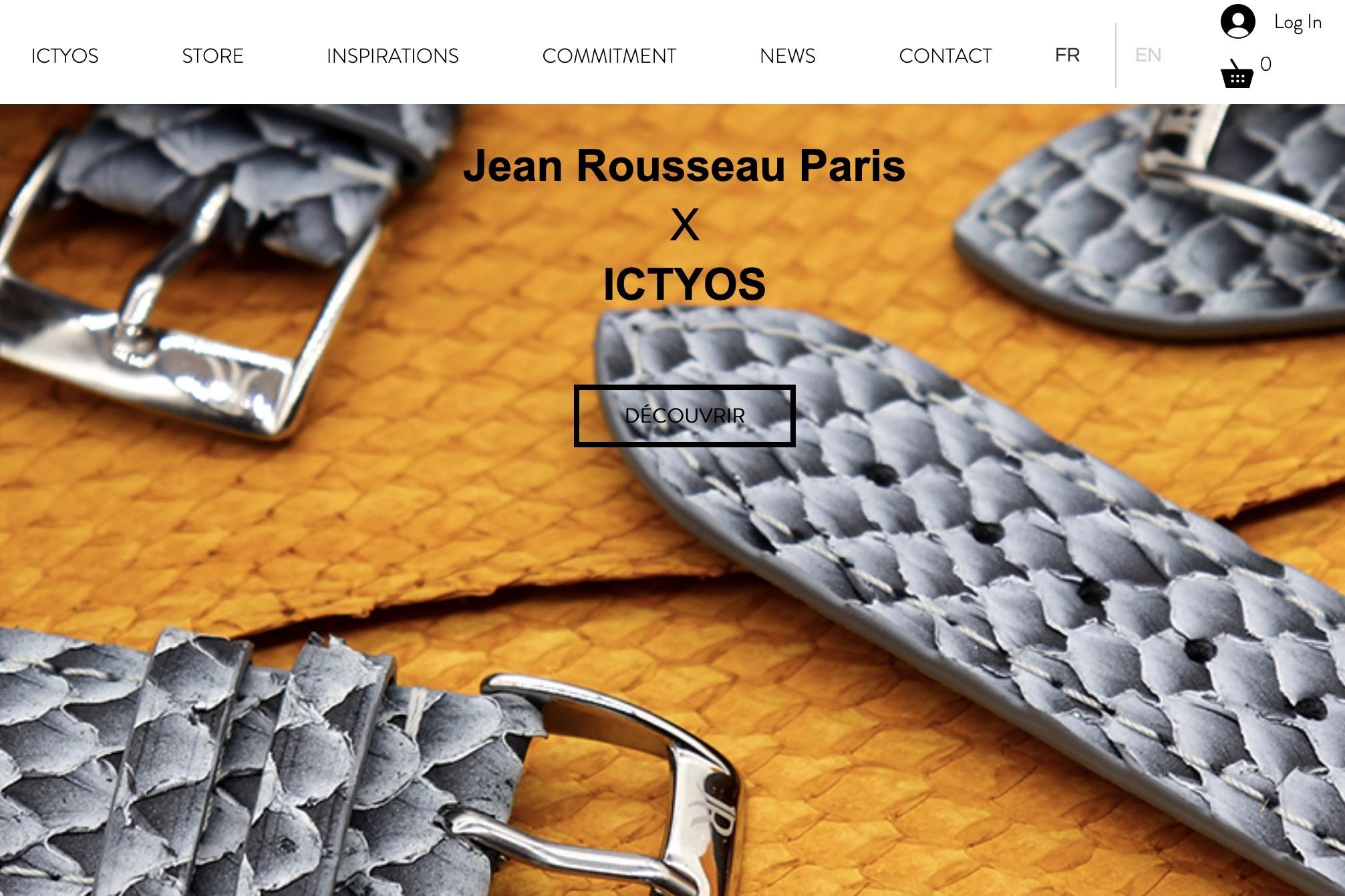 入驻 LVMH孵化器,法国环保制革创业公司 ICTYOS 推动厨余鱼皮在奢侈品行业的应用