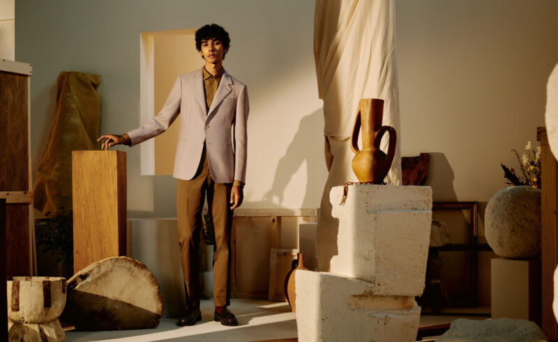 YNAP旗下男装电商平台 Mr Porter 推出 Italian Masters 系列,由25个意大利品牌组成