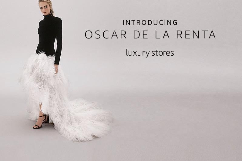 """美国电商巨头亚马逊推出线上奢侈品牌""""店中店"""":Luxury Stores"""