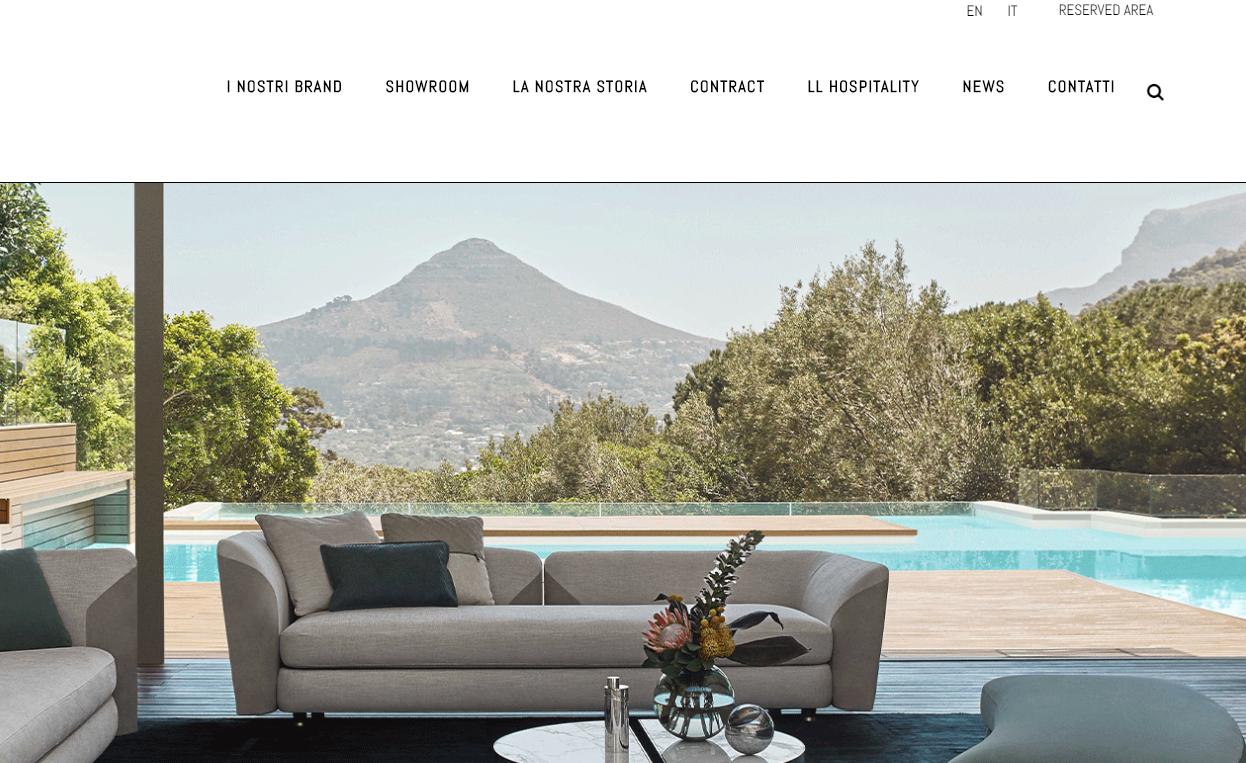 被美国家居巨头海沃氏收购后,意大利奢侈家具集团 Luxury living group 迎来新高管团队