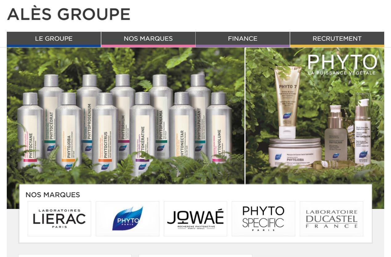 1350万欧元!债务缠身的 Phyto、Lierac 等法国美发美容品牌的母公司被投资公司收购