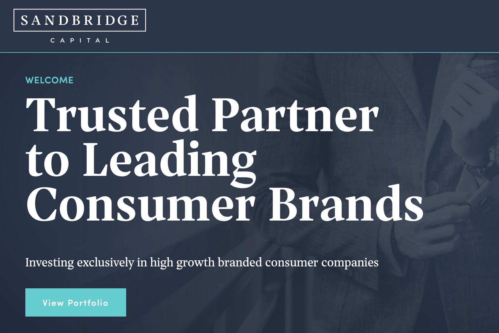 """美国私募基金 Sandbridge 组建""""空白支票""""公司,拟筹集2亿美元用于收购消费类项目"""