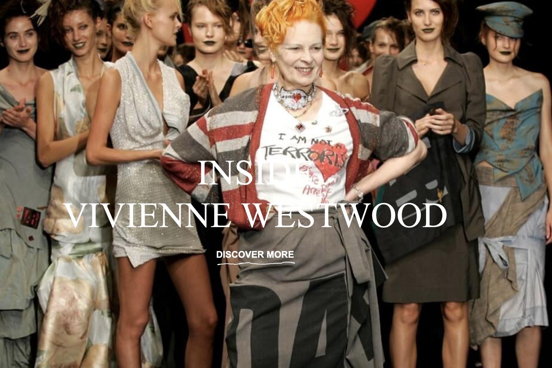 英国设计师品牌 Vivienne Westwood 2019财年扭亏为盈,今年已挺过疫情危机