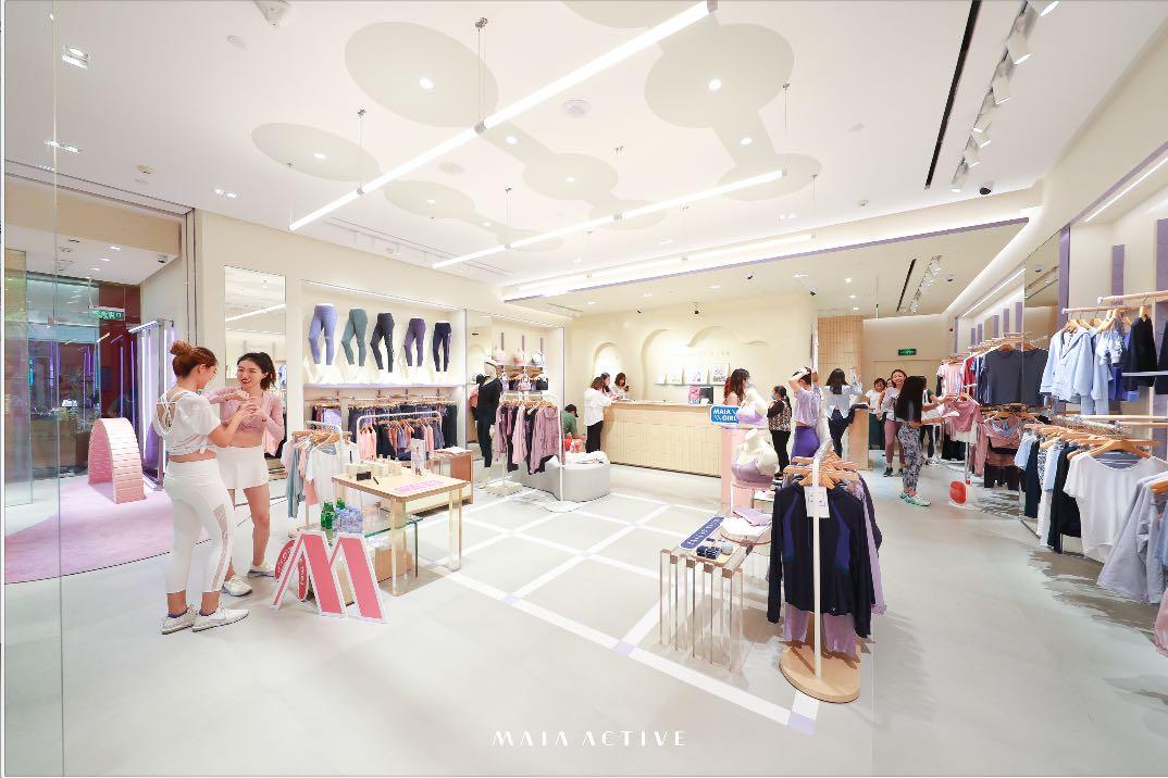 华丽志时尚门店新观察|Arc'teryx、王嘉尔、Maia Active:坐标北京、上海(2020年第2期)
