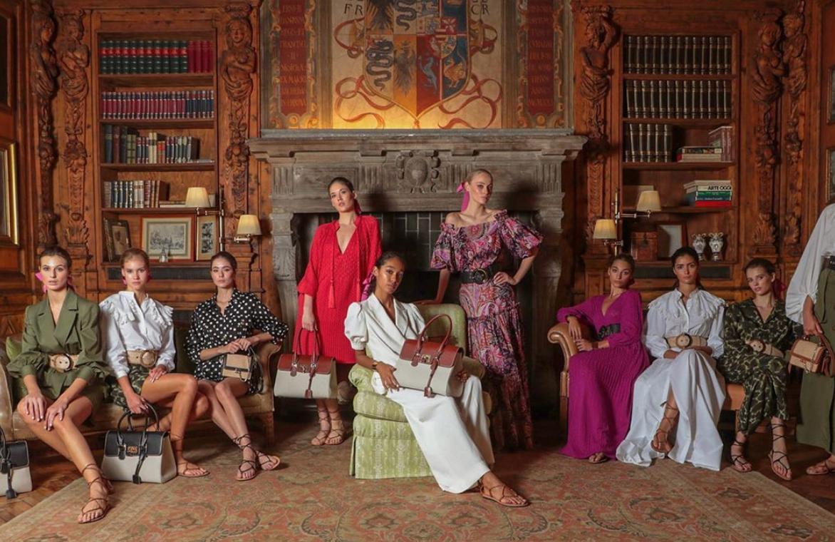 意大利女装品牌 Luisa Spagnoli 加速全渠道和海外市场拓展