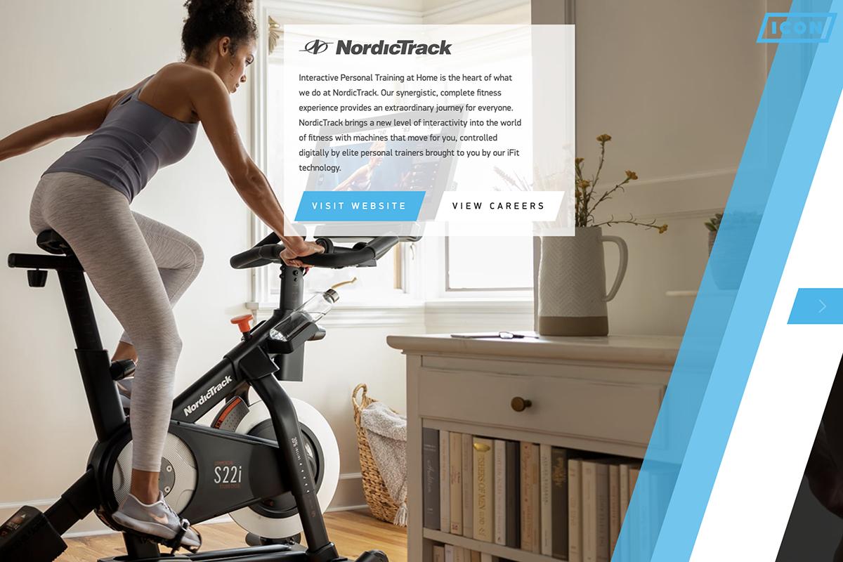 43年历史的美国健身设备企业 ICON 新融资2亿美元,L Catterton 领投